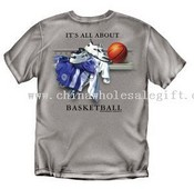 Its all about basketball T-shirt images