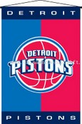 Detroit Pistons Wall Hanging images