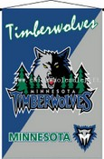 Minnesota Timberwolves Wall Hanging images