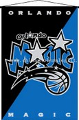 Orlando Magic Deluxe Wall Hanging images