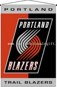 Portland Trailblazers Wall Hanging images