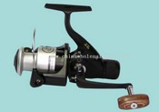 Long cast spool rear drag reel images
