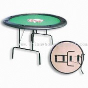 52-inch Round Poker Table images