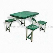 Foldable Picnic Table images