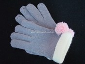 Kids Knitted Gloves images