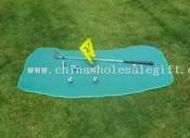 Garden golf mat images