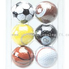 Golfers Club Novelty Sporting Golf Balls images