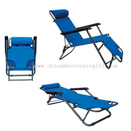 Special camping chair with two adjustable position