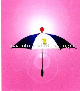 Soccer Umbrella with Music and Light