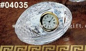 Crystal Football Clock images