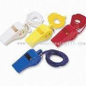 Plastic Whistles images