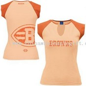 Cleveland Browns Ladies T. images
