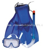 Adult  Diving Sets(Mask,Snorkel,Fins) images