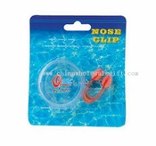 Nose Clip and Earplugs images