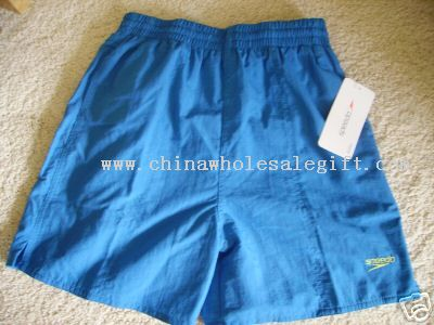 BOYS JUNIOR BLUE SPEEDO SWIMMING SHORTS BNWT LARGE