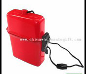 New Anti-theft Waterproof carry case for Swimming Red images