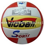 machine stitched Volleyball images