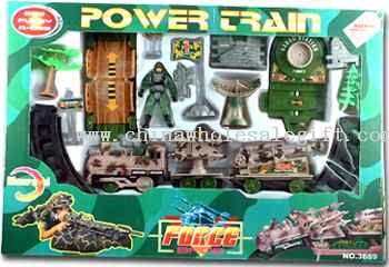 B/O POWER TRAIN