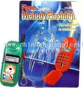 PHONE MELODY FLASHLIGHT images
