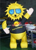 inflatable cartoon toy images