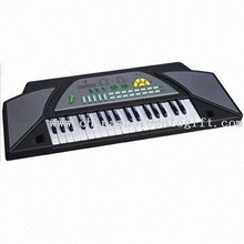 37-key Electronic Keyboard Vibrato images