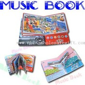Music Book images
