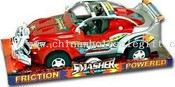FRICTION CROSS-COUNTRY CAR(4PCS) images