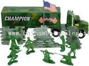 MILITARY PLAY SET images