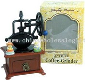 MUSIC COFFEE - GRINDER images