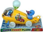 WIND UP FUNNY ANIMAL PLANE images