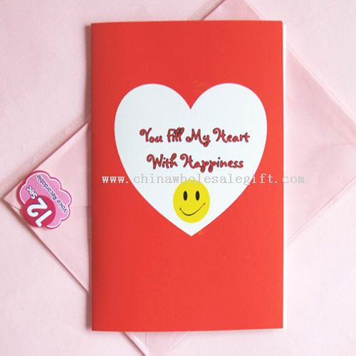 15sec voice recordable greeting card