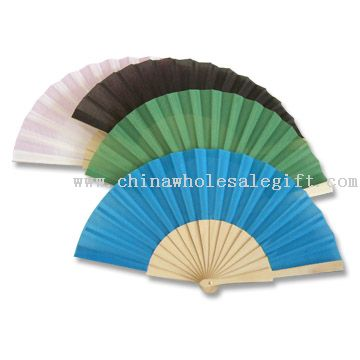 Fabric Gift Fans