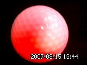 flashing golf ball images