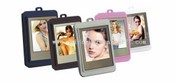 1.5 inches digital keychain frame square images