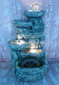 Polyresin fountain images