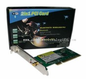 Bluetooth + Wifi 2in1 PCI Card images