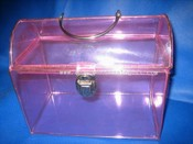 pvc cosmetic bag/gift bag images