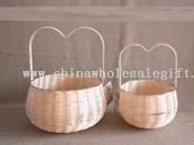 gift baskets, rattan storage basket images