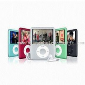 MP3/MP4 Player with 1.8-inch TFT Screen images