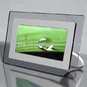 7-inch Digital Photo Frame, with OSD (On Screen Display) and Remote Controller images