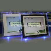 Digital Photo Frame with 10.4-inch TFT LCD Screen and LED Light images