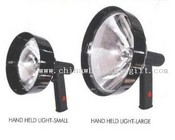 Rechargeable Hand Held 100W Halogen Spotlight images