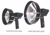 Rechargeable Hand Held 35W HID Spotlight images
