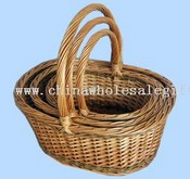 wicker basket images