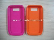 Silicone cell phone case for Nokia e63 images