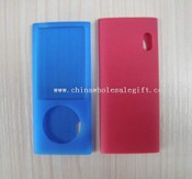 Silicone skin pouch for ipod nano5 images