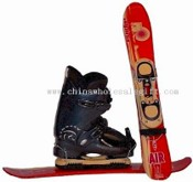 Alpina Air 77 ski boards images