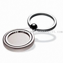 Basic Metal Photo Frame Keychain images