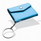 Keychain with Leather Photo Frame images