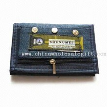 Promotional Mens Wallet with ID Credit Card Slots images